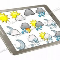 Метеостанция на Ардуино и Андроид