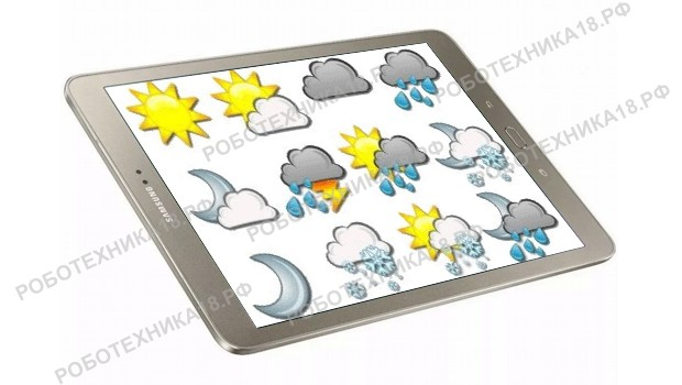 Метеостанция на Ардуино с выводом на планшет