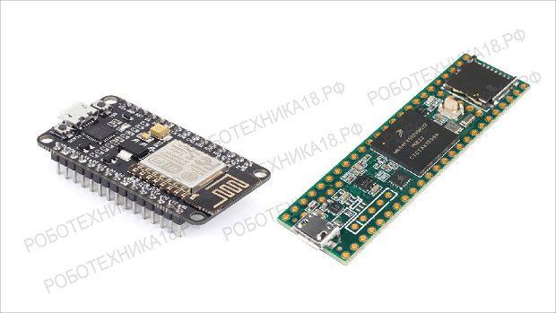 Плата ESP8266 и Teensy 3.5 - совместимые с Ардуино платы