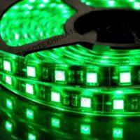 Подключение светодиодной ленты к Ардуино