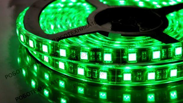 Ардуино подключение светодиодной ленты 12 Вольт