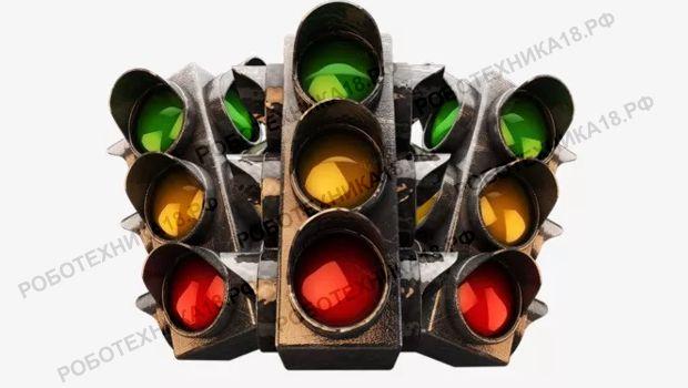 Светофор на Ардуино для начинающих