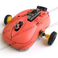 Машинка на Ардуино Нано из лазерной мыши