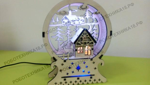 Светильник на адресной ленте с Ардуино Нано