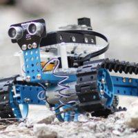 Изучение Arduino с набором Makeblock