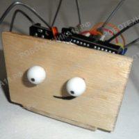 Робот паук на Ардуино с ИК пультом