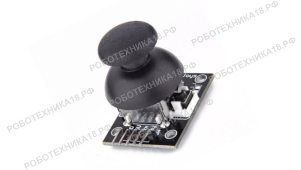 Подключение джойстика к Arduino