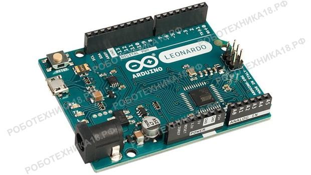 Оригинальная Arduino UNO Leonardo ATmega32u4