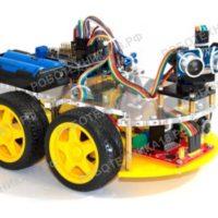 Набор детей от 8 лет в группу Робототехники
