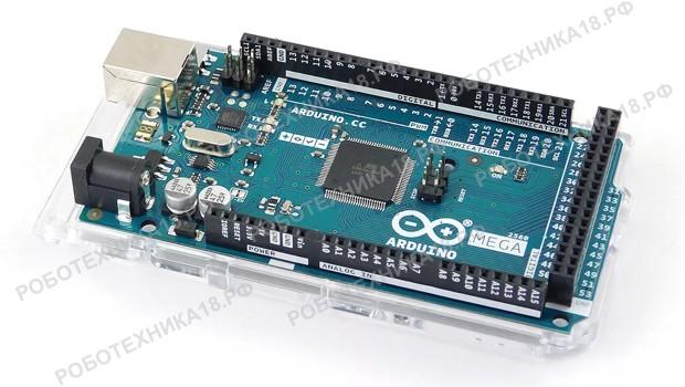 Плата Arduino Mega 2560: схема, распиновка портов